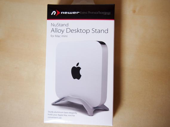 Stand for Mac mini 01
