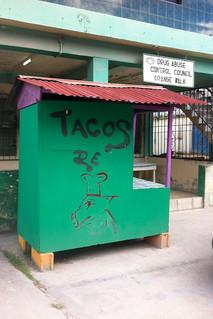 Taco pig