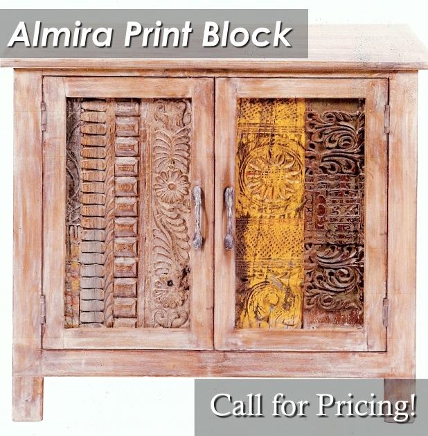 Almira Print Block