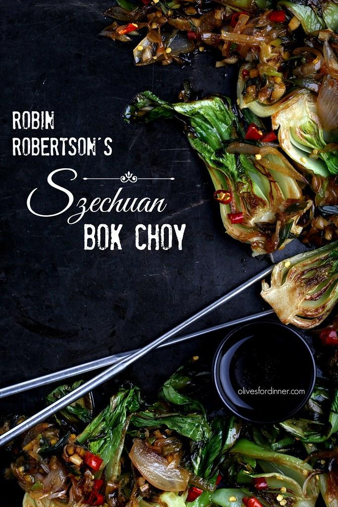 Szechuan Bok Choy