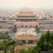 Forbidden City Panorama in Haze
