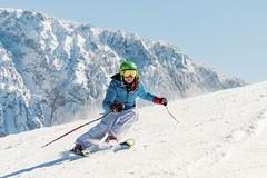 Ruhpolding vBavorských Alpách: aktivní zima