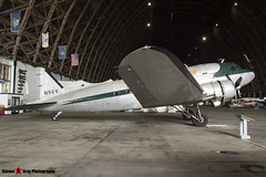 N56V - 33153 16405 - Tillamook Air Museum - Douglas C-47B Skytrain DC-3 - Tillamook Air Museum - Tillamook, Oregon - 131025 - Steven Gray - IMG_7923