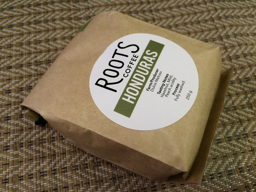 Coffee Bean Pack from Roots 1