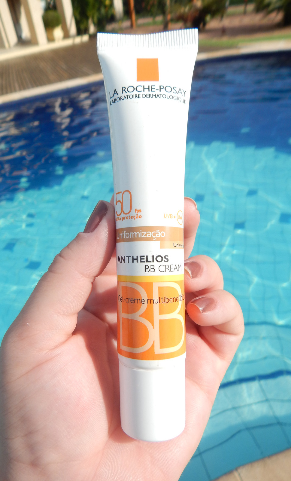 BB Cream FPS 50 La Roche Posay