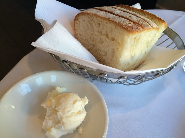 Bread and butter - Warehouse Bar & Grill