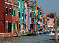 Sea of Colour, Burano, Italy