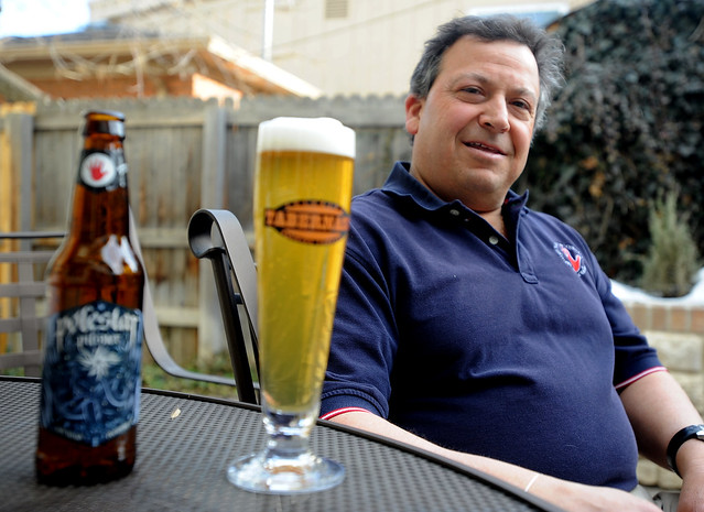 Jeff Mendel for Beer Column