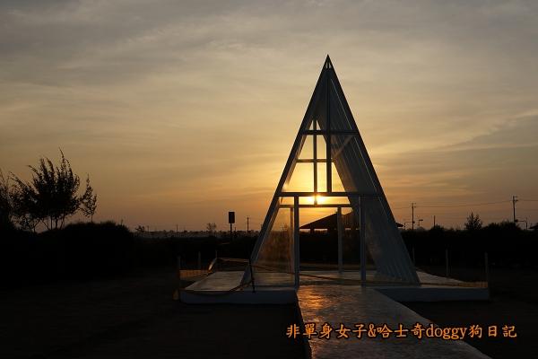台南北門遊客中心婚紗美地水晶教堂32