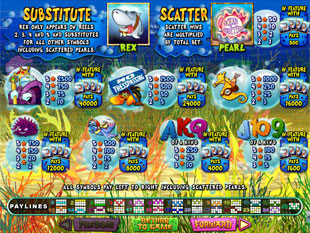 Ocean Oddities Slots Payout
