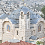 St Peter in Gallicantu, Jerusalem, where Peter wept after denying the Lord 3 times