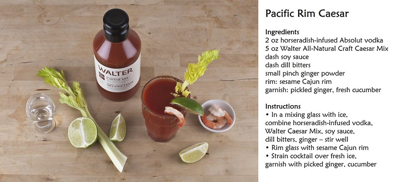 Walter_choppingblock - Pacific Rim Caesar Recipe