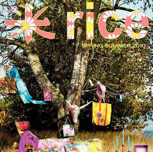 Rice DK Spring-Summer Catalogue 2010
