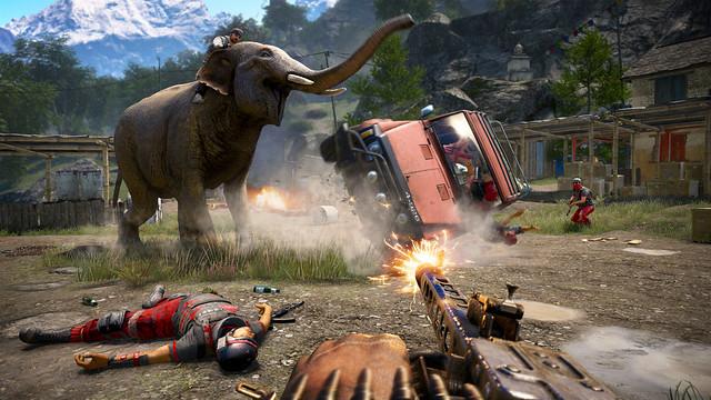 Far Cry 4 - Screenshot 5
