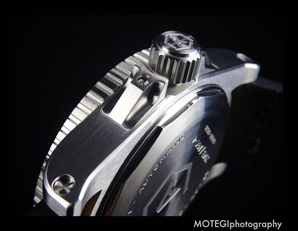 REVIEW: Ancon Sea Shadow Auto Diver PHOTOS & TESTING