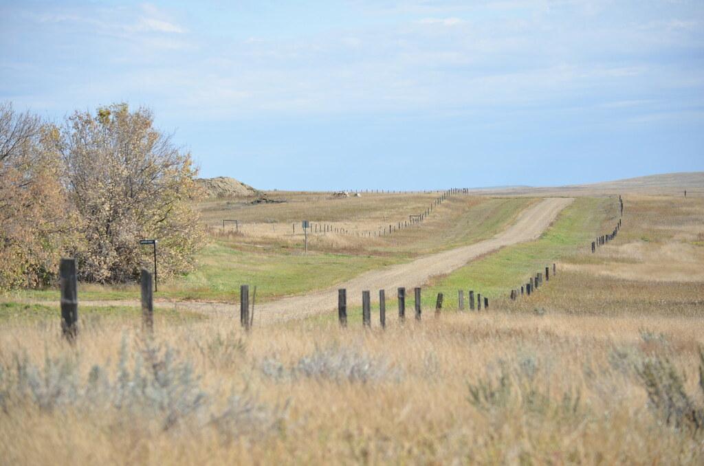 Saskatchewan Roads