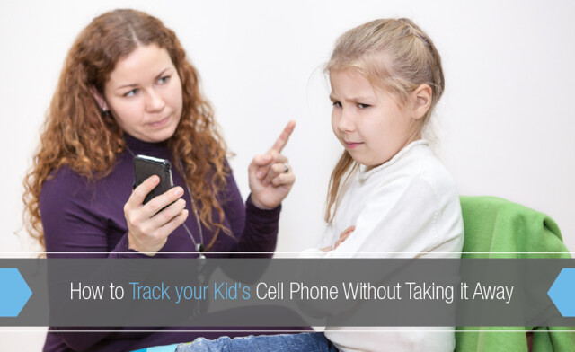 how to track your kids cell phone