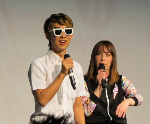 Joe Inoue & Diana Garnet