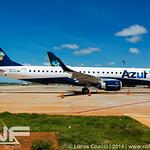 Embraer 195 Azul Linhas Aéreas PR-AUI