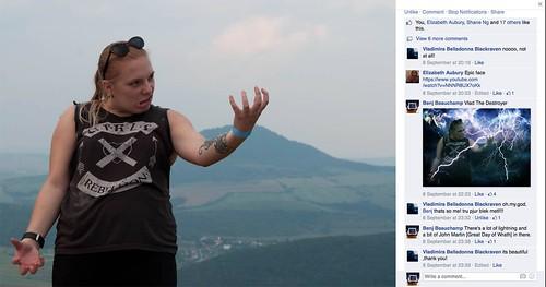 Vlad the Destroyer Facebook - 1