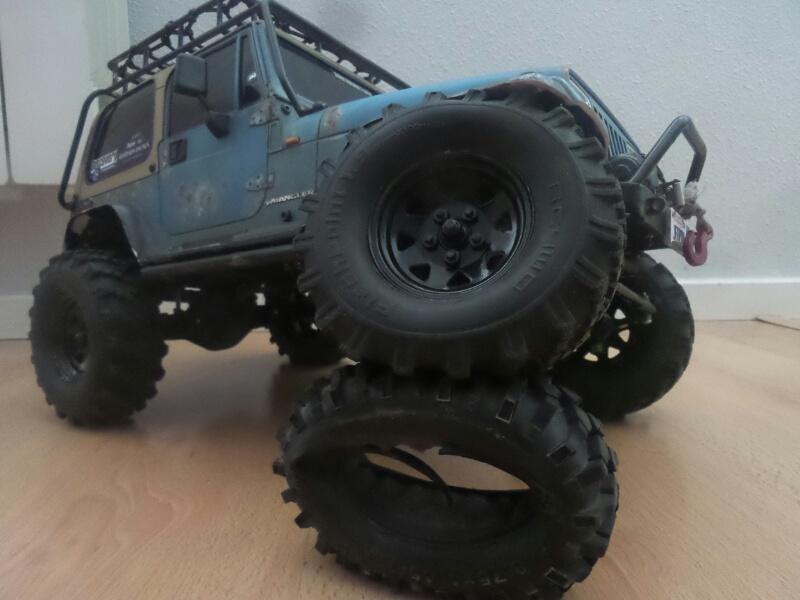 Jeep Wrangler YJ RcModelex 15878212927_8943db1505_o
