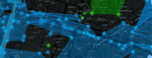 Ingress Intel Map 2014-11-30