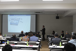 Presentation of Dr. Daniel Moraru