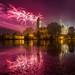 Feuerwerk über dem Schloss by Patrice von Collani (ars-magica-luminis.de)
