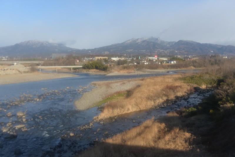 冬の青春18きっぷの旅 群馬県宝川温泉編 2015年1月3日