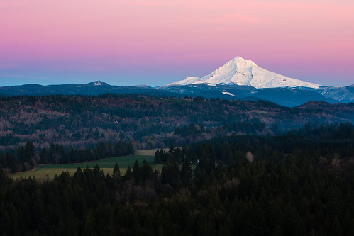 sunset usa mountain oregon canon landscape volcano or sandy pacificnorthwest mounthood 996 canon70200f28is 5dmk3