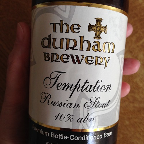 The Durham Brewery, Temptation, Russian Stout. Stout.