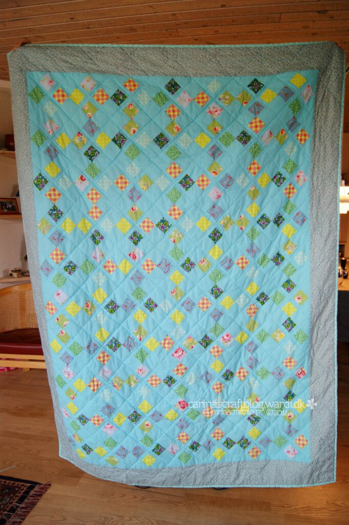 Moroccan Tile Quilt