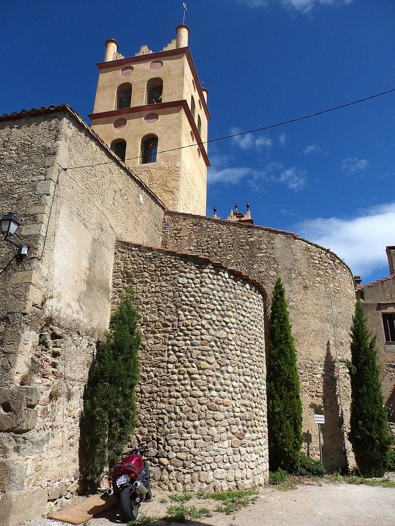 Chiesa abbaziale di Saint-Génis-des-Fontaines
