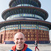Theron at the Hall of Prayer for Good Harvests, Temple of Heaven