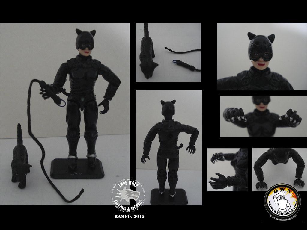 Catwoman. Hear me roar! 16124422970_f6fcd1bdac_b