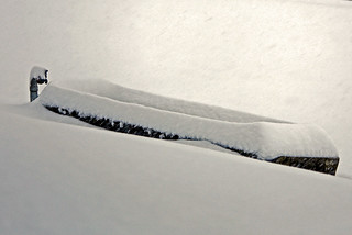 Snow Trough
