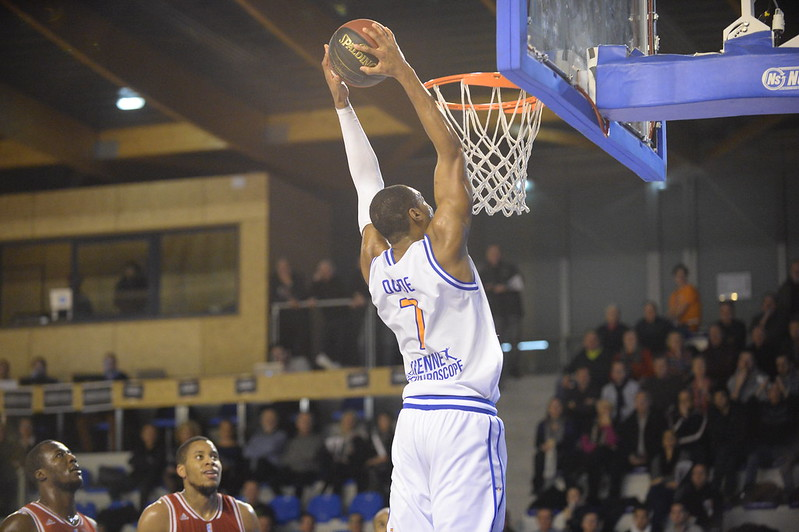 Basket, PB86 J16 : Poitiers - Souffelweyersheim (2014-2015)