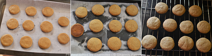 How to make Millet Cookies Recipe - Step5