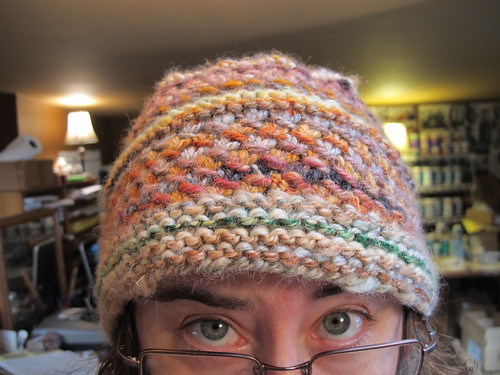 Another Handspun Hat