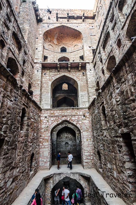 Agrasen Ki Baoli Delhi Heritage Monument