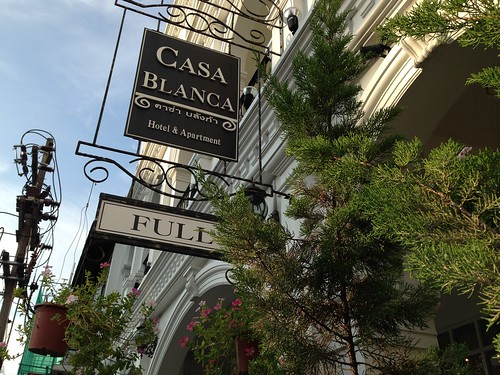 Casa Blanca boutique hotel Phuket Old Town