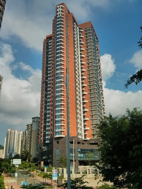 Jade Apartment, Feicui Apartment Right side view