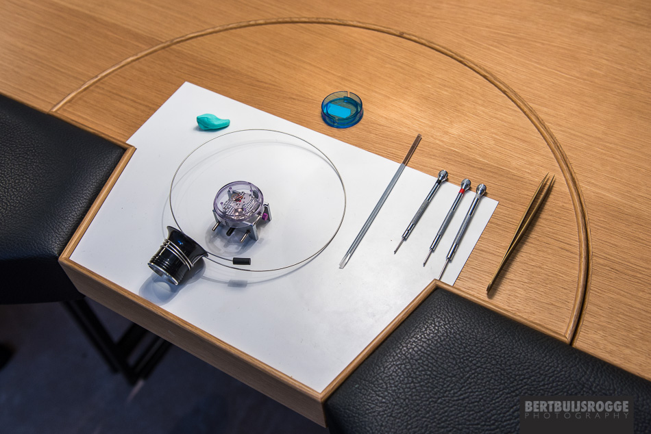 Jaeger-LeCoultre Master Class Watch Making