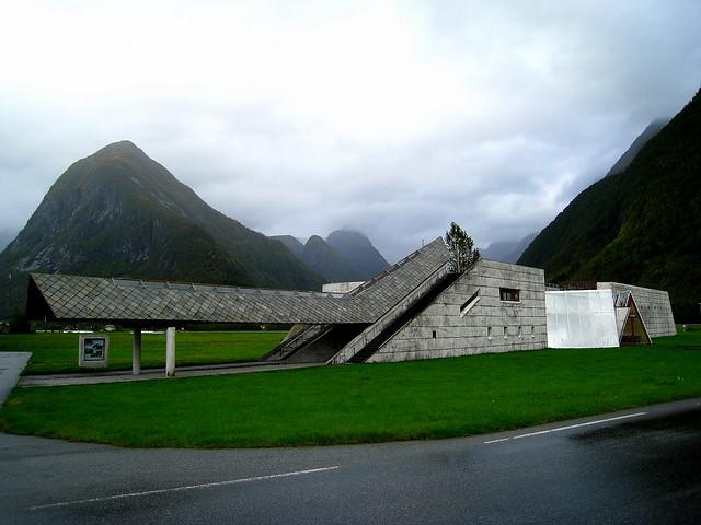 Norway - Fjaerland - Norsk Bremuseum
