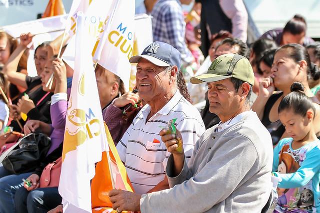 Se dio un paso importante, iniciamos la precampaña al lado de mi amigo Pablo Lemus Navarro y los simpatizantes de Movimiento Ciudadano Jalisco. Con honestidad y fuerza, sigamos este movimiento que es de todos los ciudadanos libres.