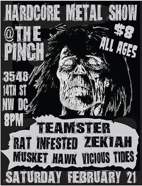Teamster at the Pinch