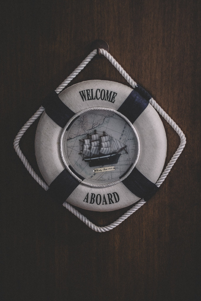 20/365 - Welcome Aboard