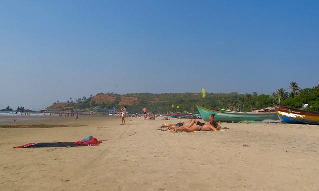 India - Arambol beach