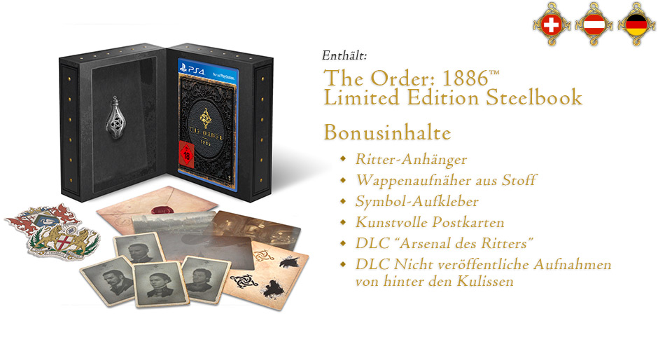 The Order Blackwater Edition