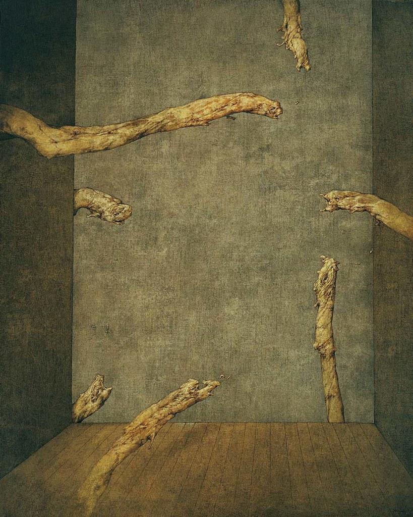 José Hernández - The Hydra, 2002